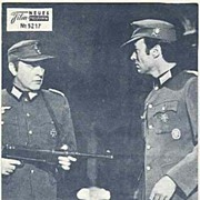 7 old Movie programs related to WWII from 1954 � 1969