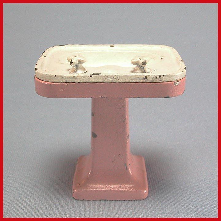 Lavender Vintage Sink Home Design Inside