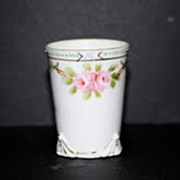 Nippon Hand Painted Toothpick Holder