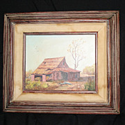 Original Oil Painting on Canvas by California Artist Willa E. Smith