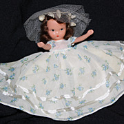 SALE Nancy Ann Storybook Doll #91 - Summer