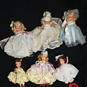 SALE PENDING (Private Sale Joanne) Nancy Ann dolls