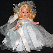 Nancy Ann Storybook Doll #87 � Bridesmaid NASB