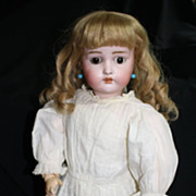 "24.5"" Kammer & Reinhardt Antique Bisque German Doll - Excellent"
