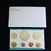 1973 Uncirculated US Coin Set