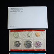 1971 Uncirculated US Coin Set