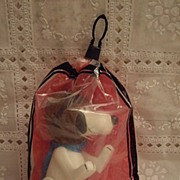 SOLD Vintage Snoopy Peanuts Pocket Doll