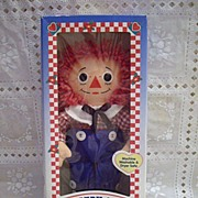 "The Original 12"" Raggedy Andy by Johnny Gruelle"