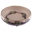 T&V Limoges Grape Motif Footed Dish (c.1900-1906)