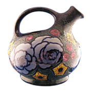 Amphora Arts & Crafts Floral Pitcher (c.1905-1910)