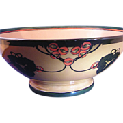 Delineres & Co. (D&Co) Arts & Crafts Centerpiece Bowl (c.1894-1900)