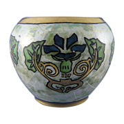 Pfeiffer & Lowenstein Austria Arts & Crafts Vase (c.1914-1918)