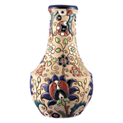 Austrian Amphora Arts & Crafts &quot;Paisley&quot; Motif Vase (c.1900-1905)
