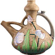 Amphora Austria Arts & Crafts &quot;Florina&quot; Pitcher (c.1907-1908)