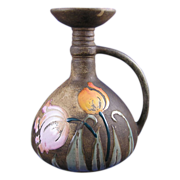 Amphora Austria Arts & Crafts Florina Vase/Pitcher (c.1907-1908)