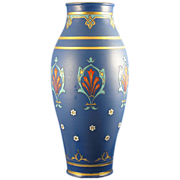 Villeroy & Boch Mettlach Germany Arts & Crafts Vase (c.1910)