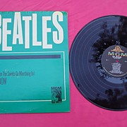 Scarce 1964 The Beatles Way with Tony Sheridan Mono Record