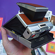 SOLD Polaroid SX-70 With Case,Manual and Brochures