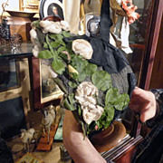 Civil War Ladies Bonnet Museum Example c.1860