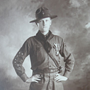 Early Stockton,California Boy Scout Eagle Scout Photographs pre-WW1