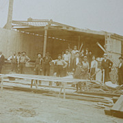 St. Louis Tornado Cyclone May 29 1896 Photograph
