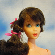 1970 Vintage Talking Barbie Brunette