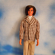 SOLD 1973 Mod Hair Ken All Original Clothes