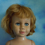 SOLD 1960 Mattel #1 Chatty Cathy w/Soft Face