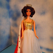 1972 Barbie Steffie Walk Lively Miss America