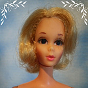 SOLD 1970 Mattel Walk Lively Jamie Sears Special