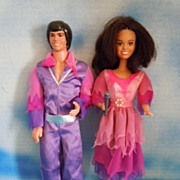 1976 Mattel Donny & Marie Osmond All Original