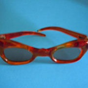 "SOLD 1950's Premiere Alexander Sunglasses for 21"" Cissy Fashion Doll"