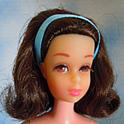 SOLD Rare! 1971 No Bangs Francie Brunette TNT Beauty!