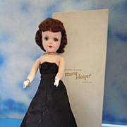 Gorgeous! 1950's Mary Hoyer 14&quot; Hard Plastic w/ Box