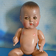 1930's Alexander 10&quot; Dionne Quintuplet Quint Composition Baby