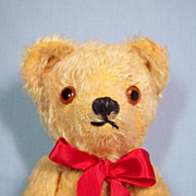 Great Vintage Mohair Teddy Bear