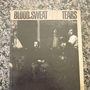 Book:  Blood, Sweat and Tears, 1971