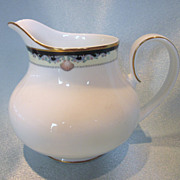 Royal Doulton 1985 Gravy Jug Creamer in the Rhodes Pattern