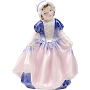 Royal Douton Figurine, Dinky Doo, H. N. 1678