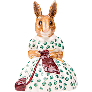Royal Doulton Bunnykins, Busy Needles, no. 963542