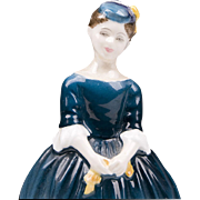 Royal Doulton Figurine, Cherie, H. N. 2341