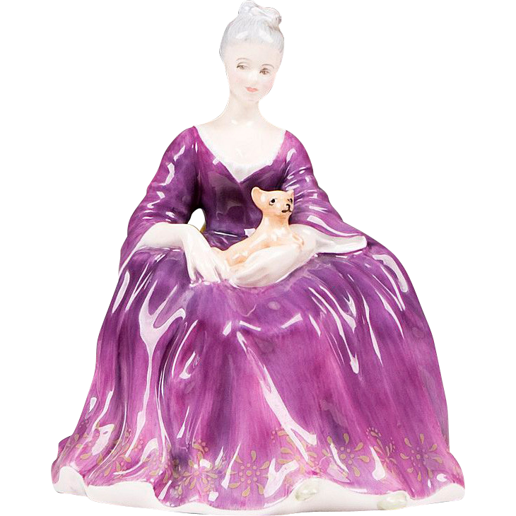 Royal Doulton Figurine, Charlotte, H. N. 2421