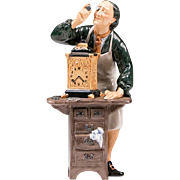 Royal Doulton Figurine, The Clockmaker, HN 2279