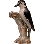 Spode Copelands China Bird, Woodpecker