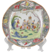 Masons Patent Ironstone Mandarin Patterned Plate, 1813-25