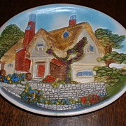 Pill Pixie Craft English Country Cottage Diorama