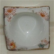 Precious Antique Open China Salt Postage Included