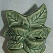 Shawnee Measuring Spoon Holder / Flower Basket / Pottery