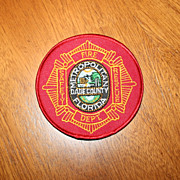 Metropolitan Dade County Florida Fire Department Patch Public Safety Rescue