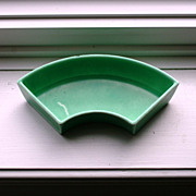 Vintage Fiestaware Original Light Green Relish Tray Side Insert #